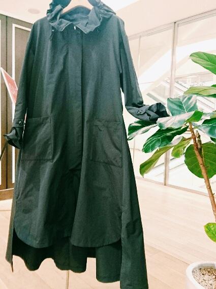 フードのコート