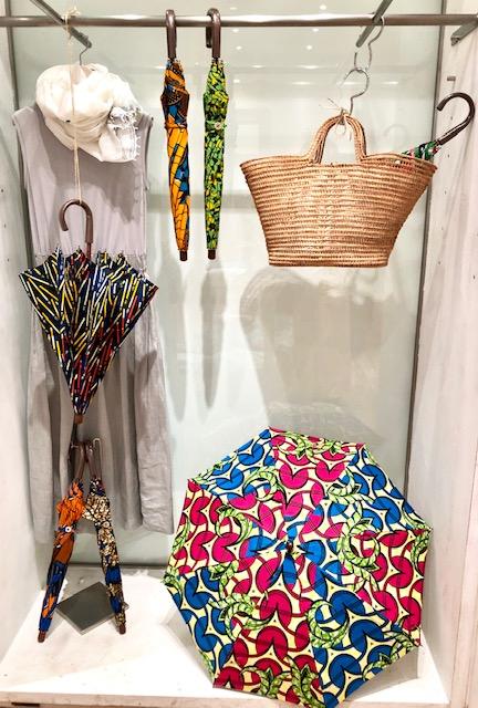 BonBon Store~African batik Umbrella~