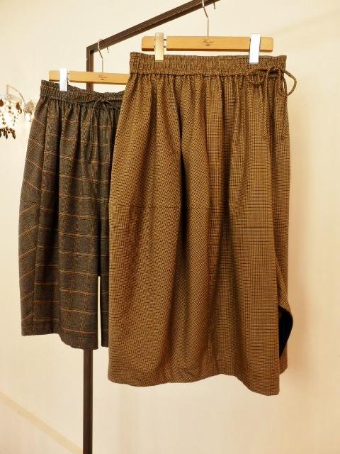 RaPPELER パンツorスカート?