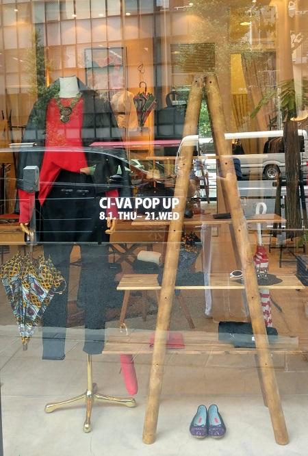 CI-VA・BonBonStore POPUP