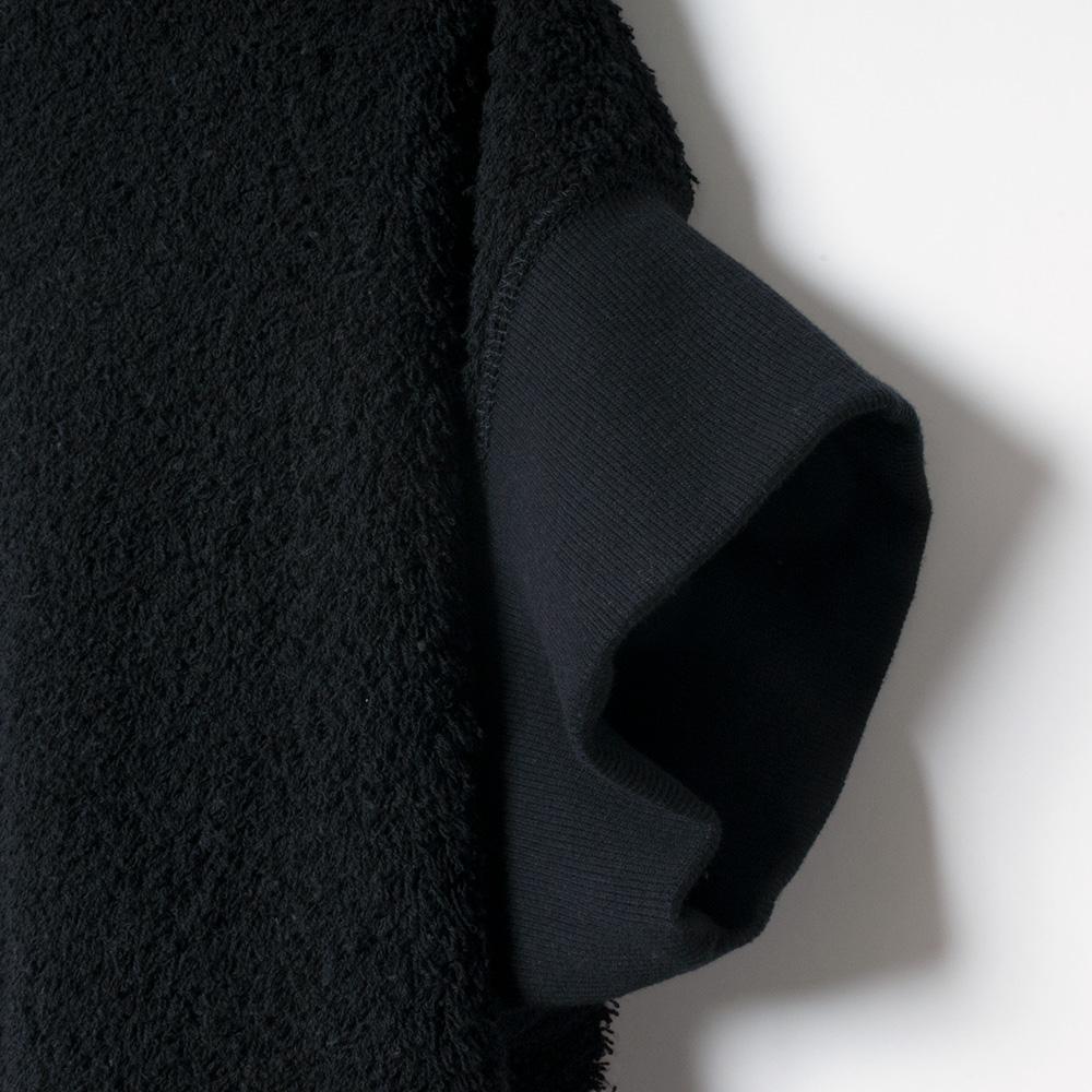 [RaPPELER] cotton pile cut&sewn